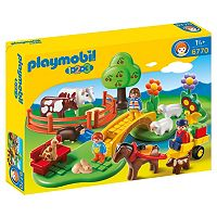 Playmobil 1.2.3 Countryside Playset - 6770
