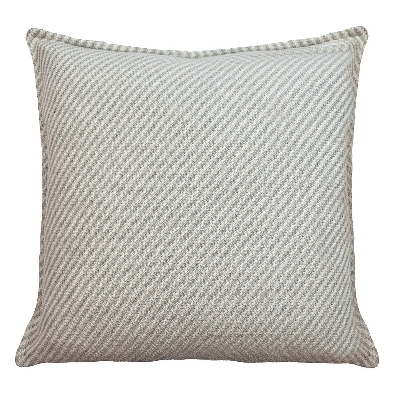 Sherry Kline Bartles Chenille Jacquard Throw Pillow