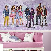Disney's Descendants Wall Mural by RoomMates