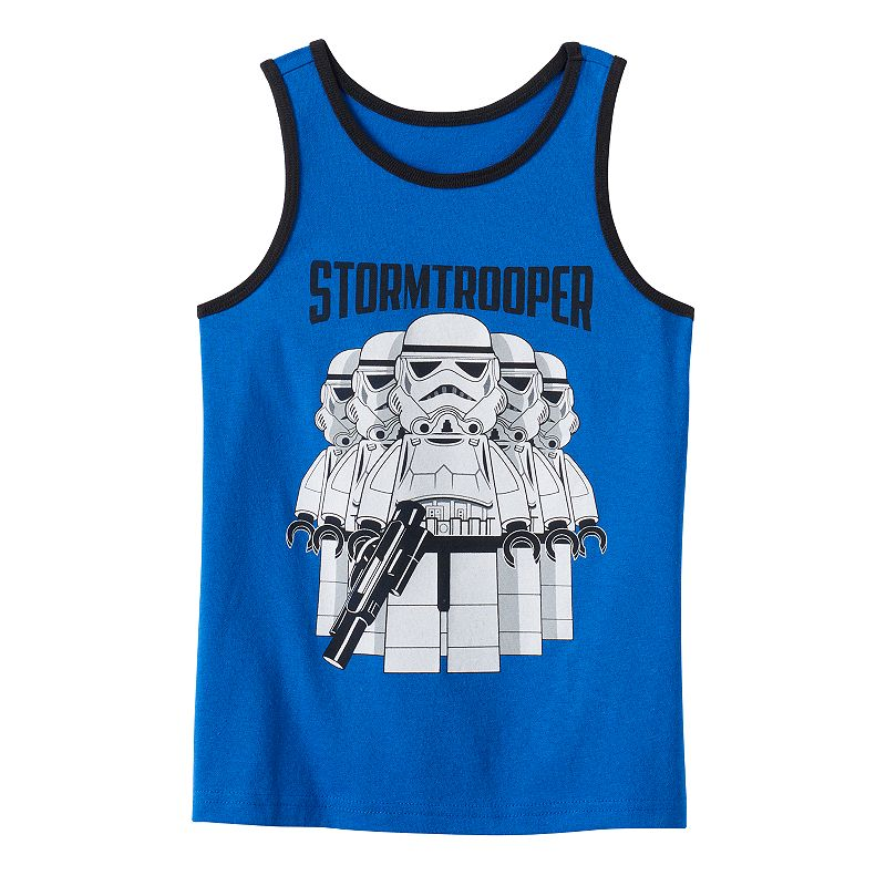 Boys 4-7 LEGO Star Wars Stormtrooper Tank