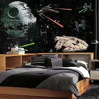 RoomMates Star Wars Vehicles Wall Mural