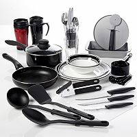 Gibson Home 38-Piece Kitchen Combo Set