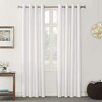 Sun Zero Hylan Thermal Lined Blackout Curtain
