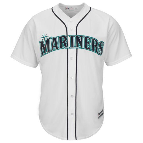 Men's Majestic Seattle Mariners Replica MLB Jersey