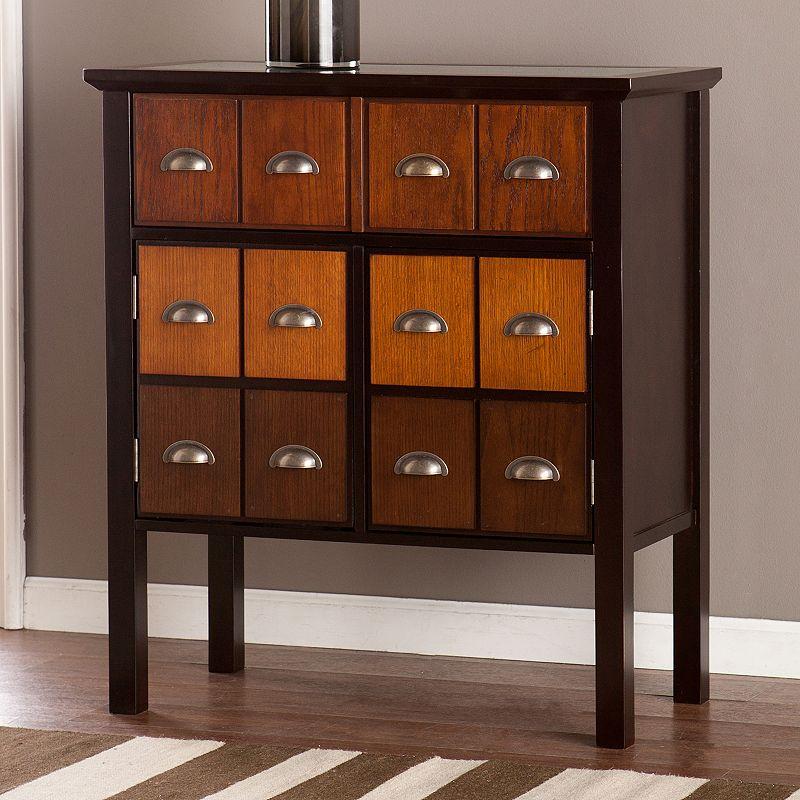 Hayden Apothecary Cabinet