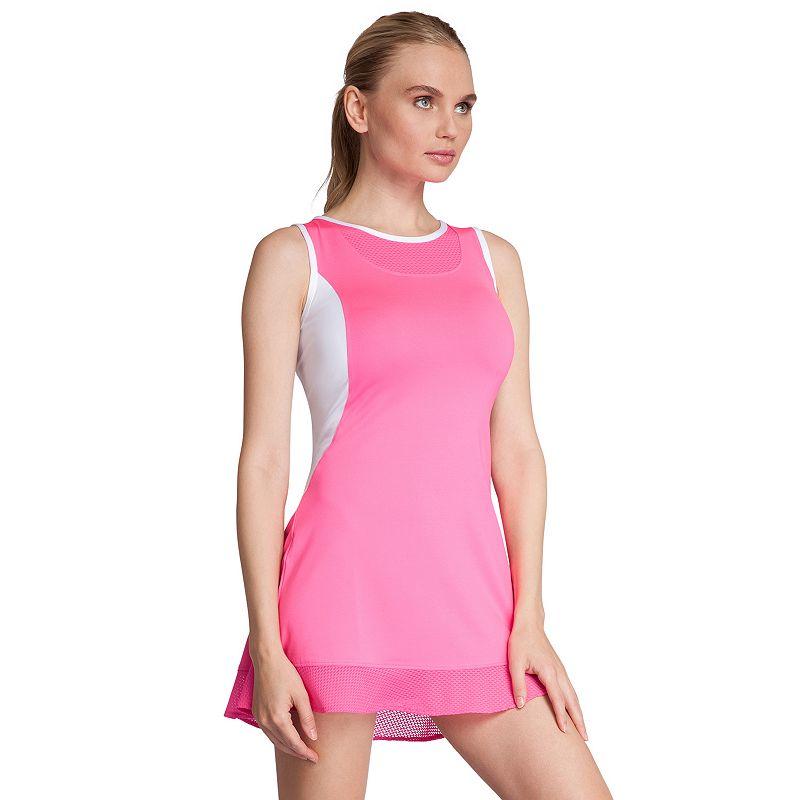 Women's Tail Shocking Siren Safiya Tennis Dress