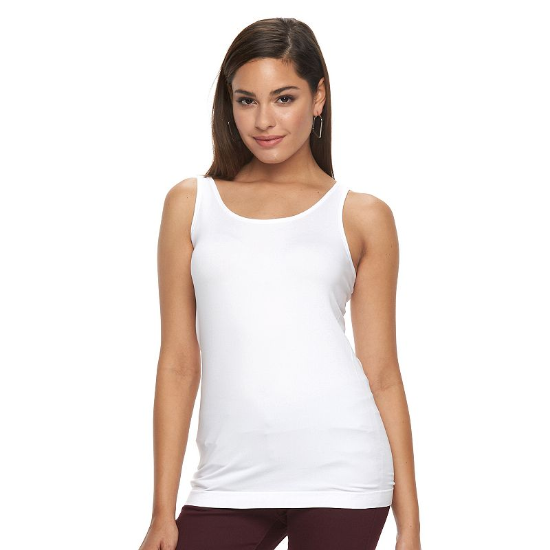Women's Apt. 9® Essential Seamless Tank