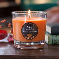 WoodWick Spiced Vanilla Pumpkin 10.5-oz. Jar Candle