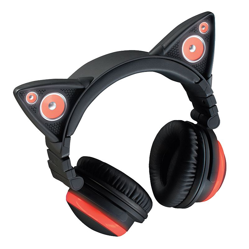 Brookstone Cat Ear Headphones