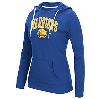 Women's adidas Golden State Warriors Outline Big Arch Hoodie