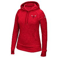 Women's adidas Chicago Bulls Preferred Logo Hoodie