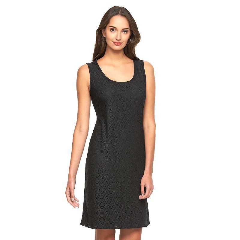 Women's Dana Buchman Lace Sheath Dress