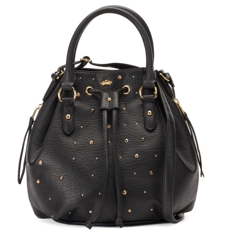 Juicy Couture Joanna Studded Bucket Bag, Women's, Grey