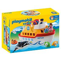 Playmobil My Take Along Ship Playset - 6957