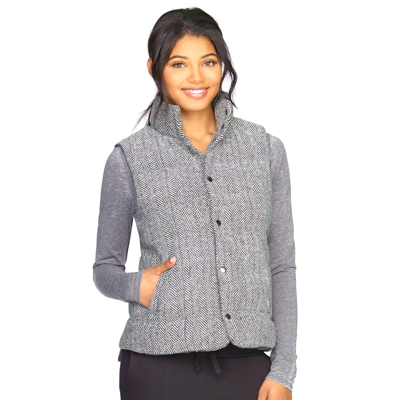 Womens Colosseum Endurance Puffer Vest