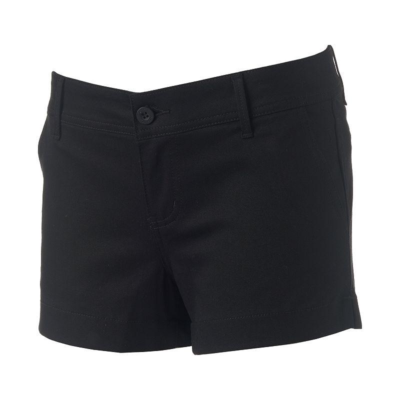 Juniors' Dickies Shortie Shorts