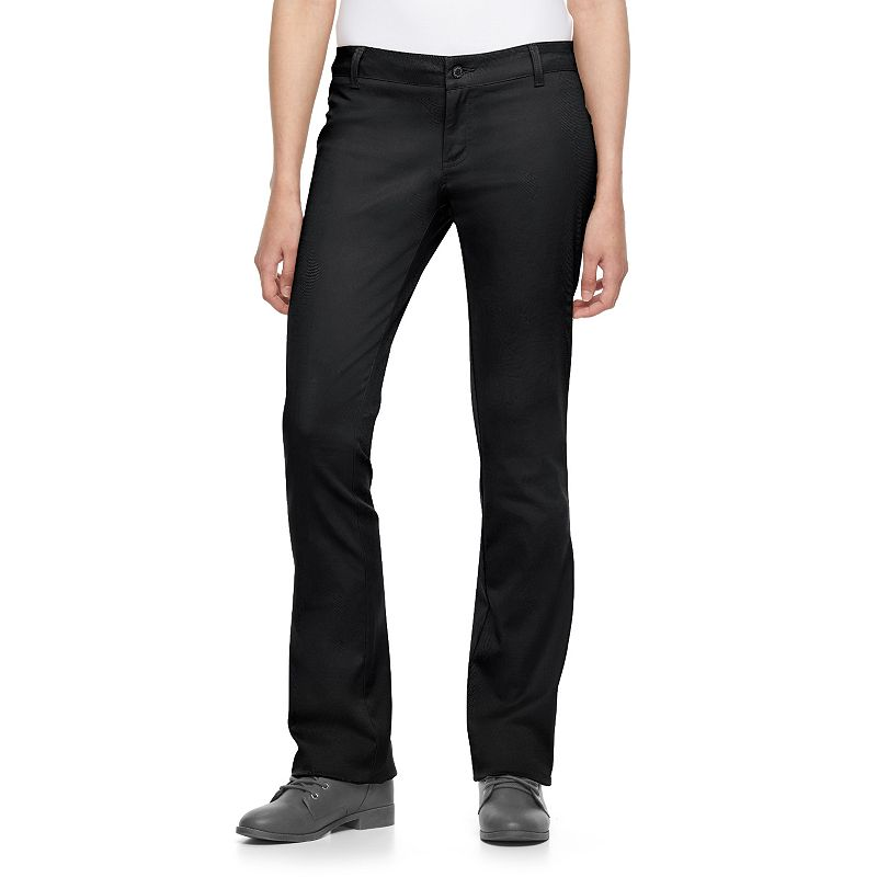 Juniors' Dickies Uniform Straight-Leg Pants