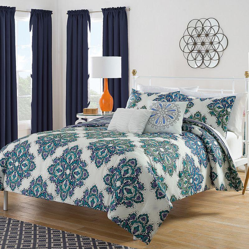 Vue Martina 5-piece Reversible Bed Set