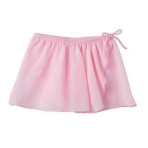 Toddler Girl Jacques Moret Faux-Wrap Dance Skirt