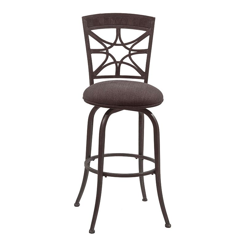 Hillsdale Furniture Chandler Swivel Bar Stool