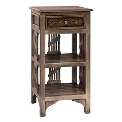 Hillsdale Furniture Alena Two Shelf End Table by