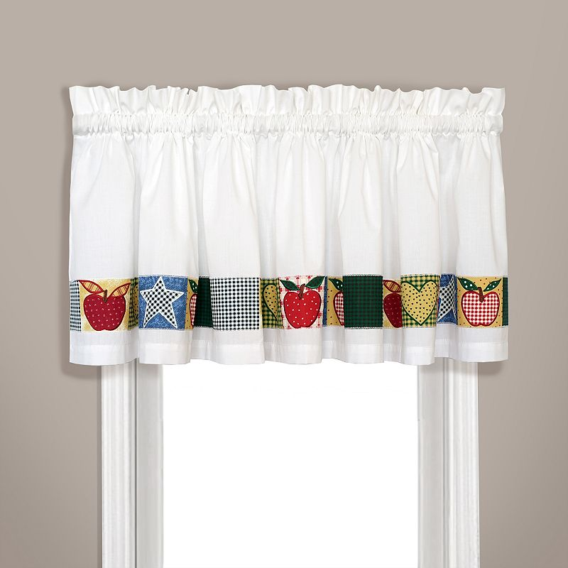 Kitchen Curtains And Valances: Kitchen Valance