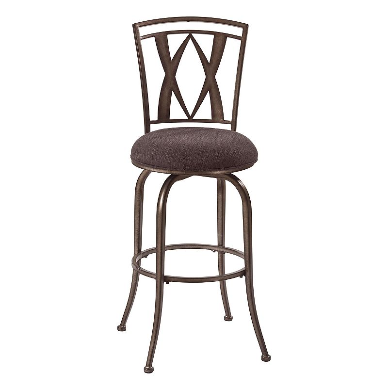 Hillsdale Furniture Crossgate Swivel Counter Stool