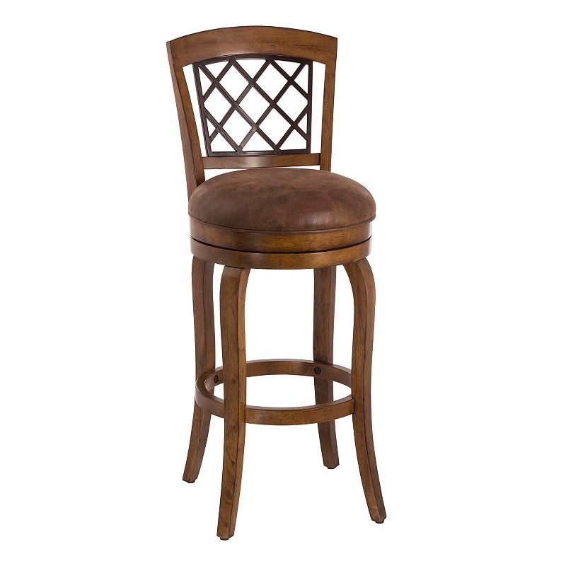 Hillsdale Furniture Ericsson Swivel Counter Stool