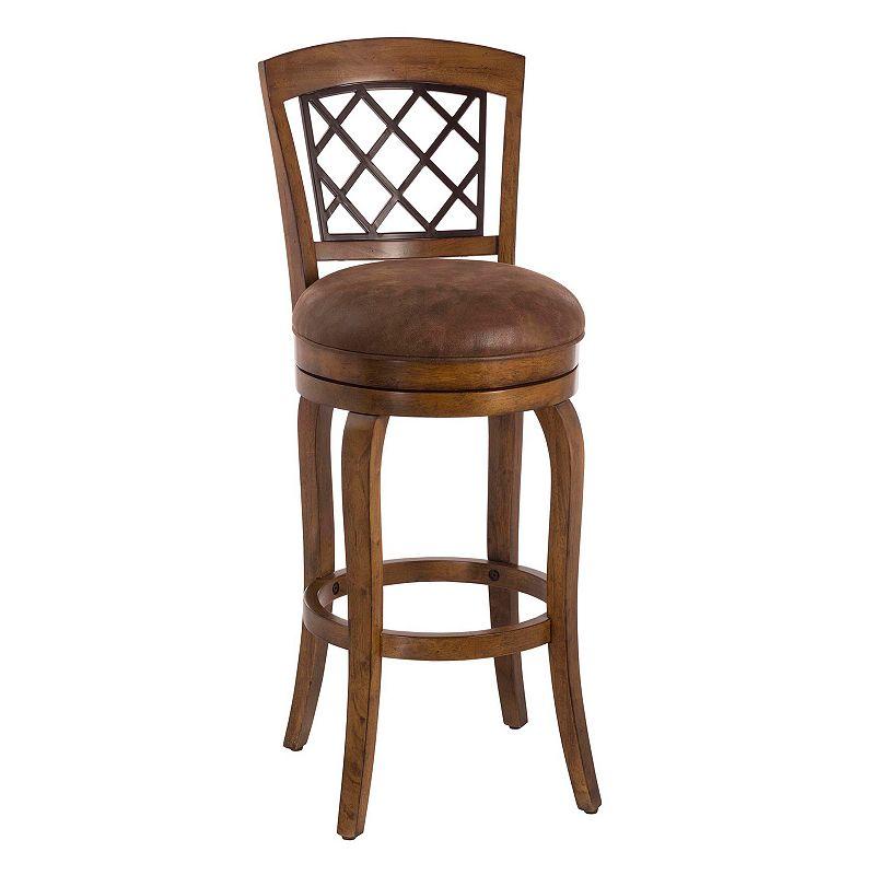 Hillsdale Furniture Ericsson Swivel Bar Stool