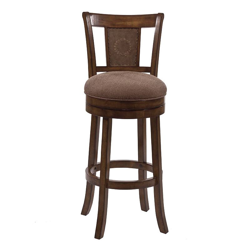 Hillsdale Furniture Findley Swivel Counter Stool