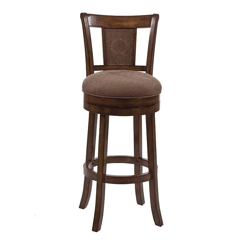 Hillsdale Furniture Findley Swivel Bar Stool