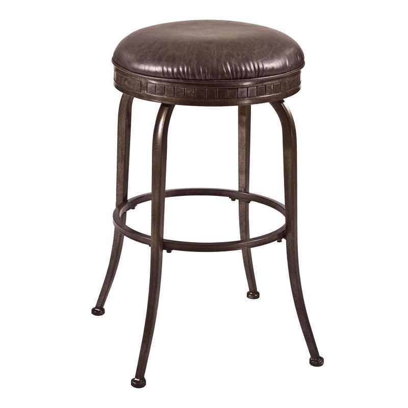 Vinyl Sleek Stool Kohl S