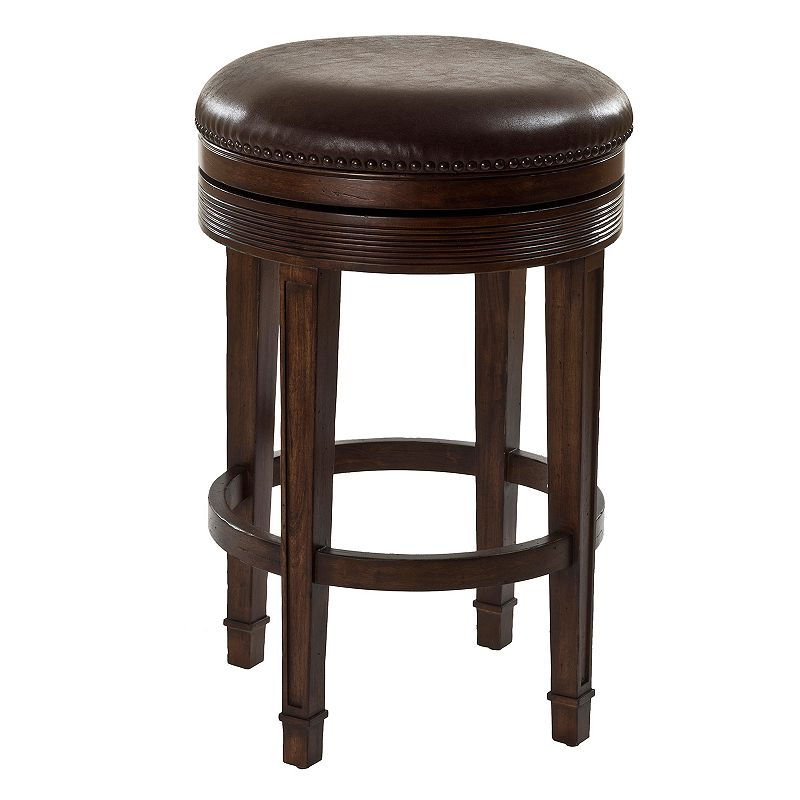 Hillsdale Furniture Laurent Backless Swivel Counter Stool
