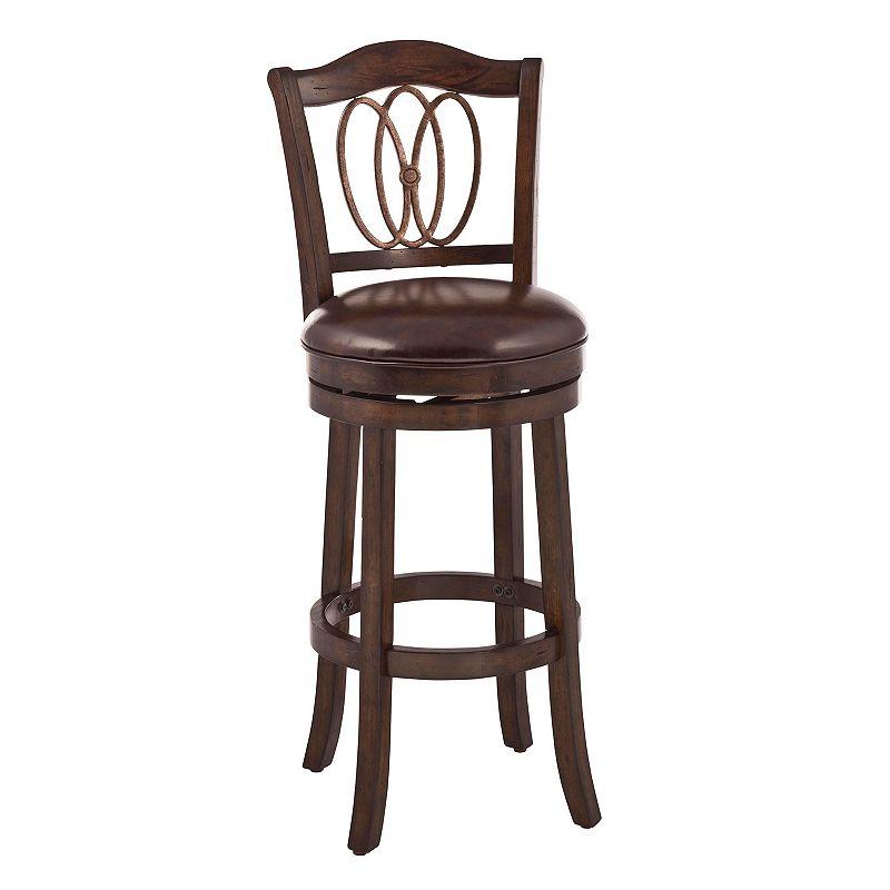 Hillsdale Furniture Lyndale Swivel Bar Stool