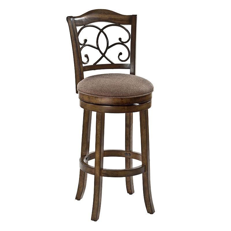 Hillsdale Furniture McLane Swivel Bar Stool