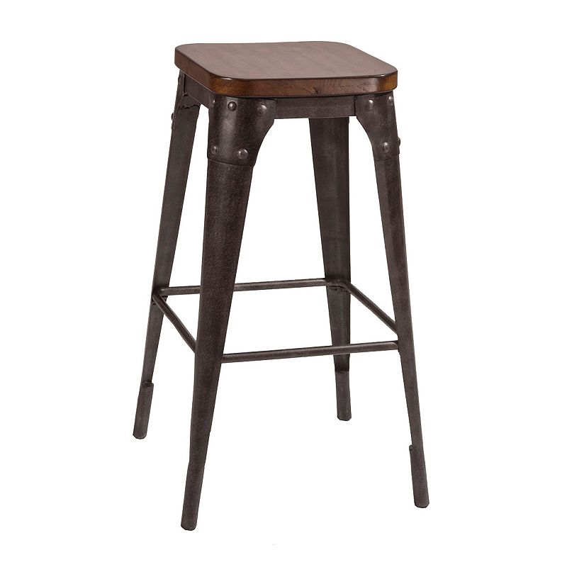 Hillsdale Furniture Morris Backless Bar Stool
