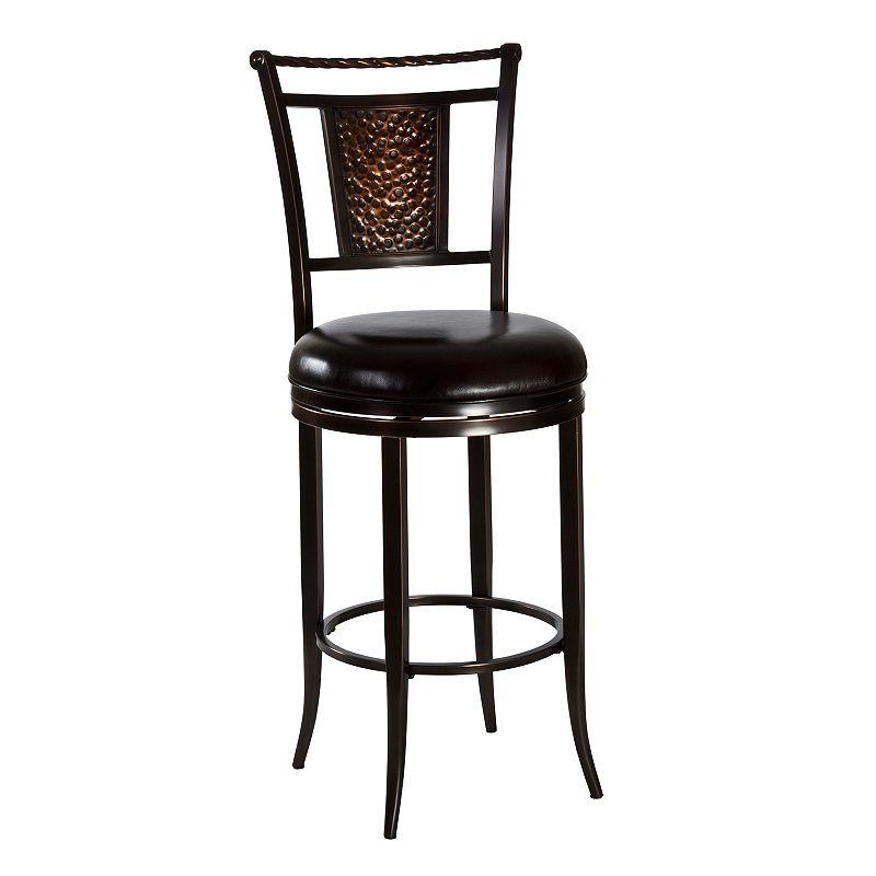 Hillsdale Furniture Parkside Swivel Bar Stool