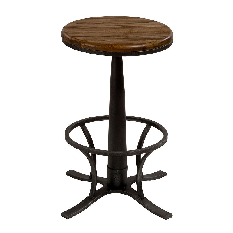 Hillsdale Furniture Rivage Backless Swivel Counter Stool