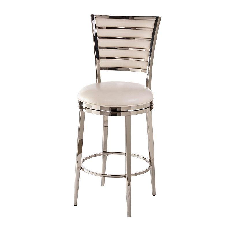 Hillsdale Furniture Rouen Swivel Bar Stool