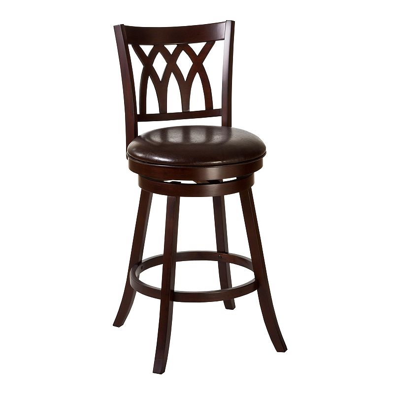 Hillsdale Furniture Tateswood Swivel Counter Stool