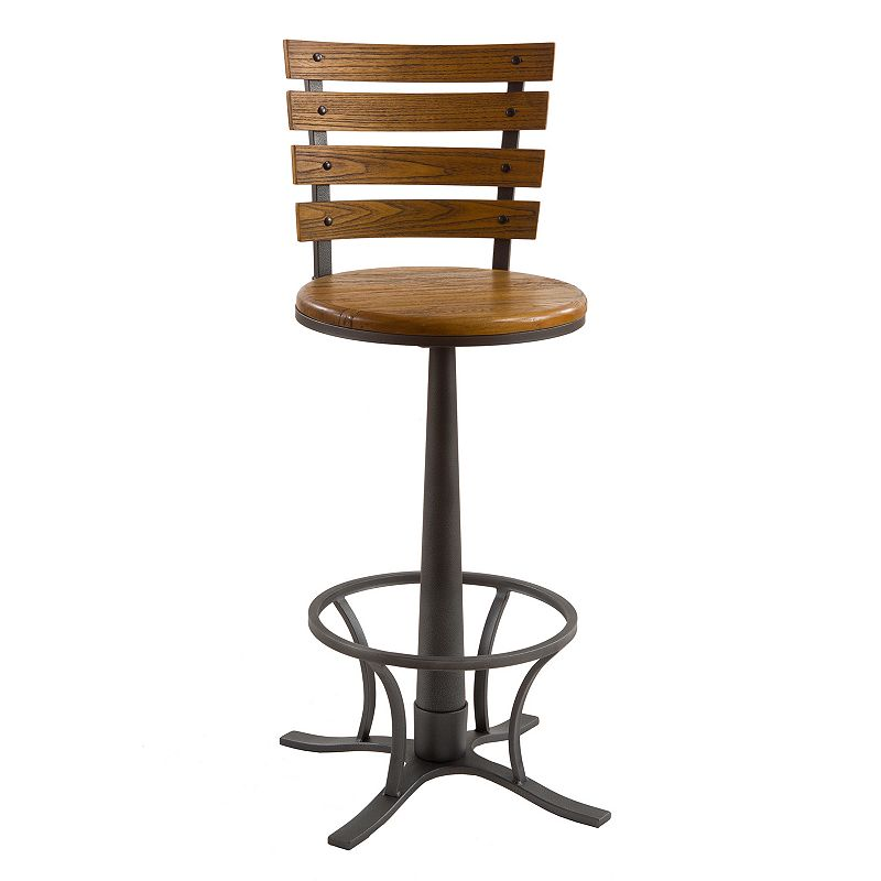 Hillsdale Furniture Westview Swivel Bar Stool