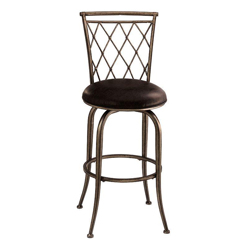 Hillsdale Furniture Woodson Swivel Bar Stool