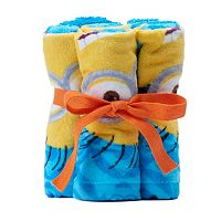 Minions Mayhem 6-pack Washcloths