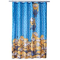 Minions Mayhem Shower Curtain