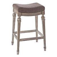 Hillsdale Furniture Vetrina Backless Counter Stool
