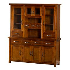 Hillsdale Furniture Outback Buffet Table & Hutch by