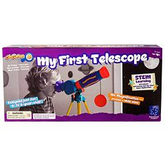 Educational Insights Geosafari Jr. My First Telescope by