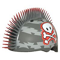 Infant Boy C Preme Raskullz Lil' Pirate Miniz Mohawk Bike Helmet