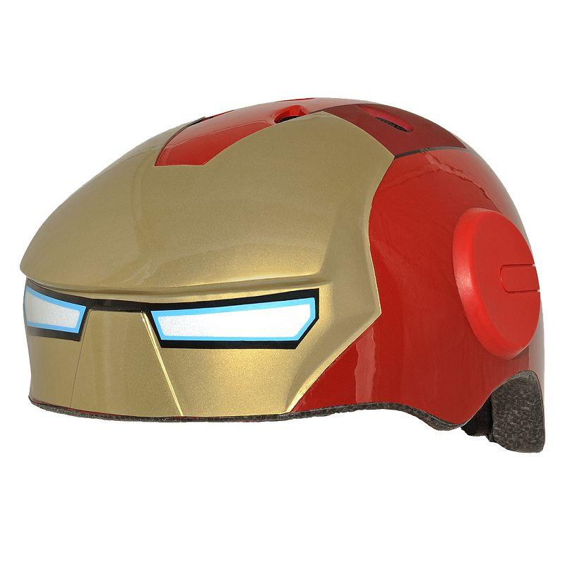 Youth C Preme Marvel Iron Man Bike Helmet