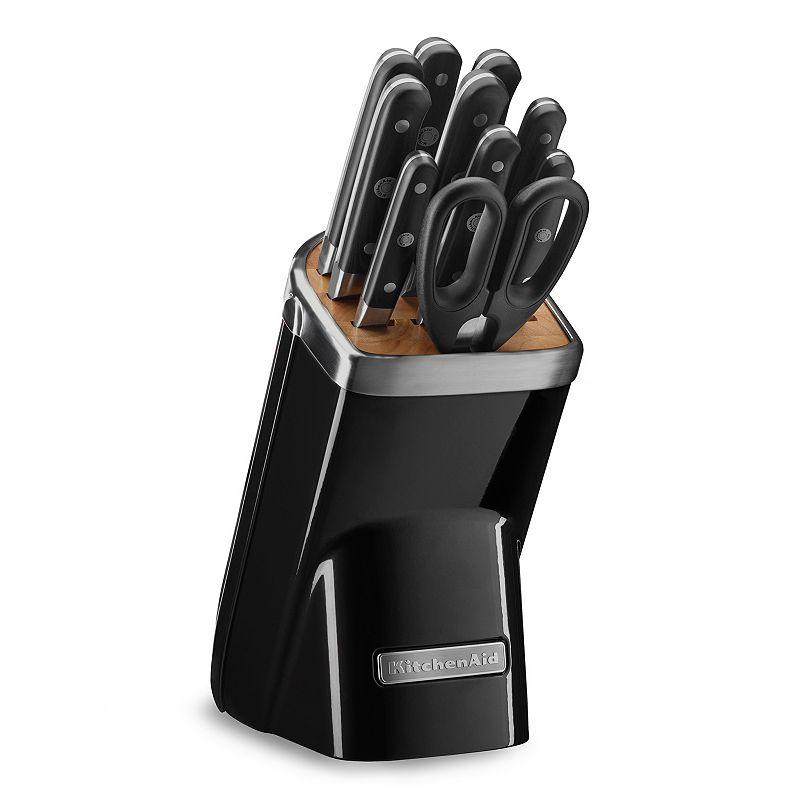 KitchenAid 11-pc. Triple Rivet Cutlery Set